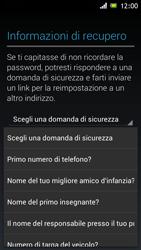 Sony Xperia J - Applicazioni - Configurazione del negozio applicazioni - Fase 13