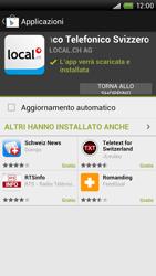 HTC One X - Applicazioni - Installazione delle applicazioni - Fase 10