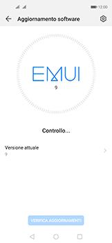 Huawei Nova 5T - Software - Installazione degli aggiornamenti software - Fase 5