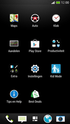 HTC One Mini - bluetooth - aanzetten - stap 3
