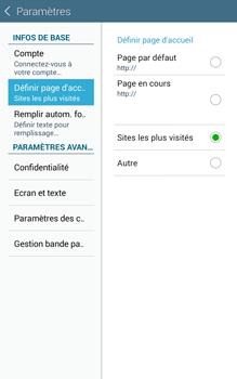 Samsung T335 Galaxy Tab 4 8-0 - Internet - Configuration manuelle - Étape 21