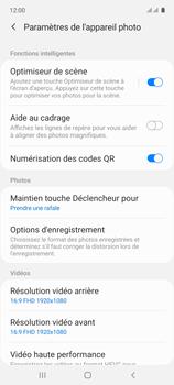 Samsung Galaxy A71 - Photos, vidéos, musique - Prendre une photo - Étape 6
