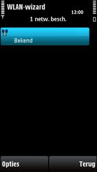Nokia X6-00 - wifi - handmatig instellen - stap 14
