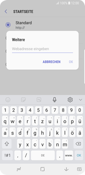Samsung Galaxy S9 - Internet - Apn-Einstellungen - 27 / 38
