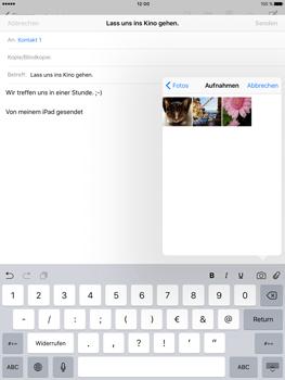 Apple iPad Pro 9.7 inch - E-Mail - E-Mail versenden - 10 / 13