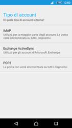 Sony Xperia Z5 - E-mail - configurazione manuale - Fase 10