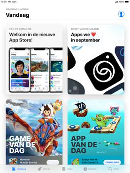 Apple ipad-mini-retina-met-ios-12-model-a1490 - Applicaties - Downloaden - Stap 4