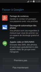 Samsung G850F Galaxy Alpha - Applications - Configuration de votre store d
