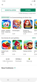 Samsung Galaxy A80 - Apps - Herunterladen - Schritt 14