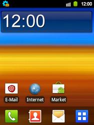 Samsung S5360 Galaxy Y - Internet - Automatische Konfiguration - Schritt 5