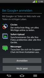 LG G Flex - Apps - Konto anlegen und einrichten - 17 / 26