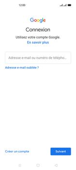 Oppo Reno 4 - Applications - Créer un compte - Étape 5