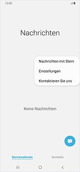 Samsung Galaxy A50 - SMS - Manuelle Konfiguration - Schritt 6
