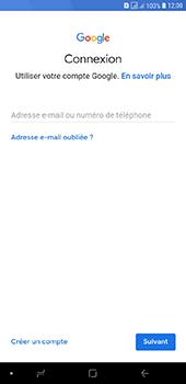 Samsung Galaxy J6 Plus - Applications - Créer un compte - Étape 5