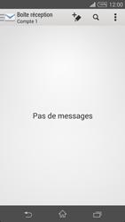 Sony D6603 Xperia Z3 - E-mail - envoyer un e-mail - Étape 3