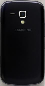Samsung S7580 Galaxy Trend Plus - Primeros pasos - Quitar y colocar la batería - Paso 2