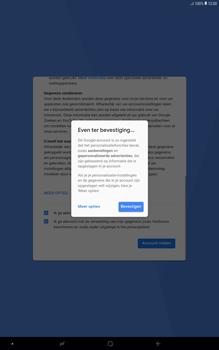 Samsung galaxy-tab-a-10-5-sm-t595 - Applicaties - Account aanmaken - Stap 16