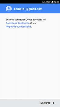Samsung Galaxy J7 (2017) - E-mail - Configuration manuelle (gmail) - Étape 13
