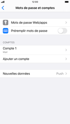 Apple iPhone 7 - iOS 13 - E-mail - Configuration manuelle - Étape 15
