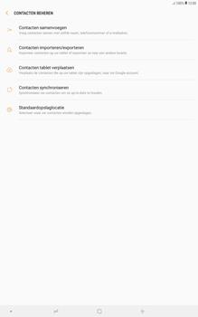 Samsung galaxy-tab-a-10-5-sm-t595 - Contacten en data - Contacten kopiëren van SIM naar toestel - Stap 7