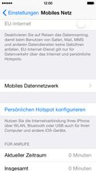 Apple iPhone 5s - Internet - Apn-Einstellungen - 5 / 10