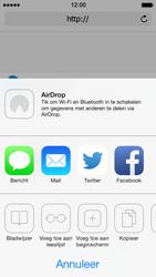 Apple iPhone 5 iOS 7 - Internet - internetten - Stap 13