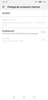 Huawei Mate 20 - Internet - comment configurer un point d'accès mobile - Étape 5