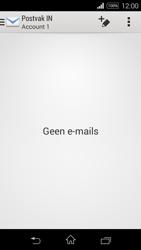 Sony D2203 Xperia E3 - E-mail - Handmatig instellen - Stap 19