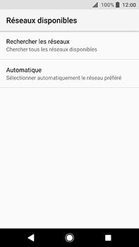 Sony Xperia XA2 Ultra - Réseau - utilisation à l'étranger - Étape 10