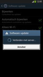 Samsung I9505 Galaxy S IV LTE - software - update installeren zonder pc - stap 8