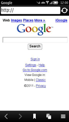 Nokia 700 - Internet - Internet browsing - Step 4