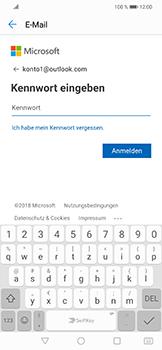 Huawei Nova 3 - E-Mail - Konto einrichten (outlook) - Schritt 6