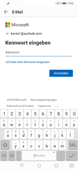 Huawei Nova 3 - E-Mail - Konto einrichten (outlook) - 6 / 10