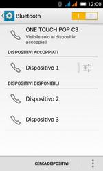 Alcatel One Touch Pop C3 - Bluetooth - Collegamento dei dispositivi - Fase 9