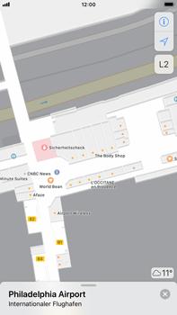 Apple iPhone 6s Plus - iOS 11 - Indoor-Karten (Einkaufszentren/Flughäfen) - 7 / 12