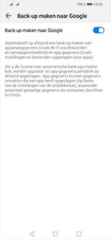 Huawei P Smart (2019) - Data - maak een back-up met je account - Stap 7