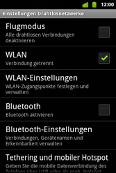 Alcatel OT-983 - WiFi - WiFi-Konfiguration - Schritt 6