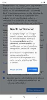 Samsung Galaxy Note 10 - Applications - Configuration de votre store d