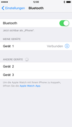 Apple iPhone 6s - Bluetooth - Geräte koppeln - 8 / 9