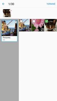 Samsung G928F Galaxy S6 Edge + - MMS - Envoi d