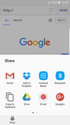 Samsung Samsung G925 Galaxy S6 Edge (Android M) - Internet - Internet browsing - Step 17