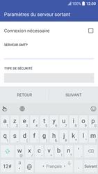 HTC HTC 10 - E-mail - Configuration manuelle - Étape 13