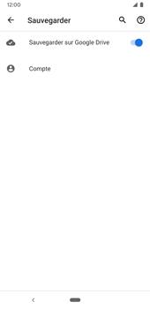 Google Pixel 3a - Aller plus loin - Gérer vos données depuis le portable - Étape 10