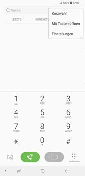 Samsung Galaxy S9 Plus - Anrufe - Rufumleitungen setzen und löschen - Schritt 6