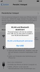 Apple iPhone 6 - Internet - Mobilen WLAN-Hotspot einrichten - 8 / 9