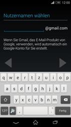 Sony Xperia Z3 Compact - Apps - Einrichten des App Stores - Schritt 9