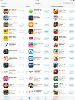 Apple iPad Pro 12.9 inch - Apps - Herunterladen - Schritt 6