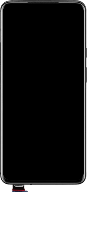 OnePlus 7T Pro - Premiers pas - Insérer la carte SIM - Étape 6