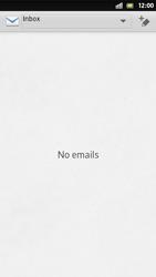 Sony Xperia S - E-mail - Manual configuration - Step 4