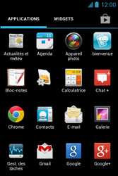 Bouygues Telecom Bs 351 - Contact, Appels, SMS/MMS - Ajouter un contact - Étape 3
